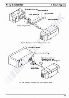 webasto air top 5500 evo workshop manual