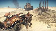 mad max ps4 mad max free roam gameplay for ps4