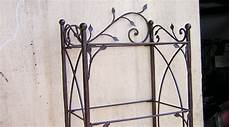 scaffali ferro battuto librerie e scaffali in ferro battuto arduini artigiani