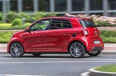 Smart Forfour Probleme - 2016 smart brabus forfour review what car