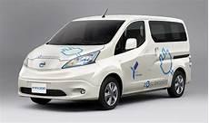 Nissan E Nv200 Electric Revealed Photos 1 Of 1