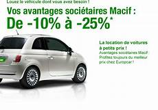 Location Vehicule Europcar Macif