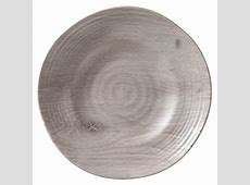 Merritt Driftwood Melamine Salad Plates, Set of 6