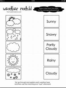 the weather lesson worksheets 14607 weather word and picture match preschool weather weather worksheets weather words