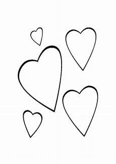 Window Color Malvorlagen Herz Kostenlos Ausmalbilder Ausmalbild Herzen
