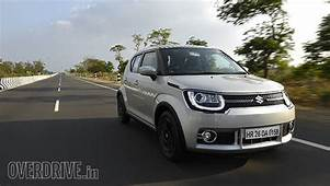 2017 Maruti Suzuki Ignis First Drive Review  Overdrive