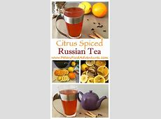 russian tea  non tea image