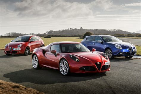 Alfa Romeo To Introduce Eight New Cars By 2018