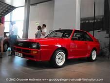 Audi Quattro SWB