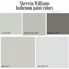 top 5 sherwin williams bathroom paint colors