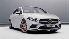 2019 mercedes a class sedan edition 1 top speed