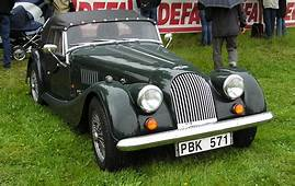 Eclectic Ephemera Classic Car Firm Morgan Building New