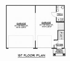 cool house plans garage apartment garage plan 51844 3 car garage apartment traditional