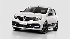 Renault Sandero Rs Configurator Goes Photo
