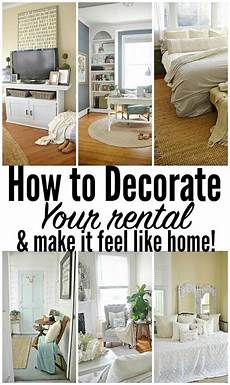 Decorating Ideas For A Rental by How To Decorate Your Rental Best Diy Home Decorating