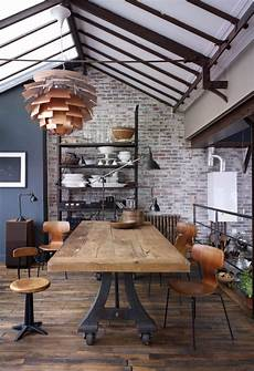 So Bekommen Sie Den Vintage Industrial Style In Ihren