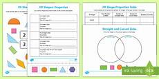 2d shapes worksheets uk 1300 properties of 2d shapes worksheet activity sheets 2d
