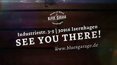 blues garage blues garage promotion trailer m 228 rz 2016