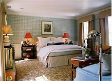 bedroom ideas in different ways to use wallpaper in a bedroom
