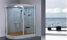 cabine douche lavabo intégré hafro hamman et sauna de luxe pour votre salle bain