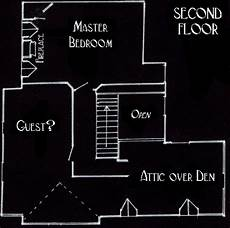 bewitched house floor plan the facade floor plans bewitched harpies bizarre