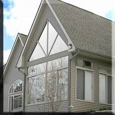 Gable Roof Window Designs by Most Popular Custom Shape Windows View Canada
