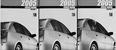 free online car repair manuals download 2005 saturn vue seat position control 2005 saturn ion repair shop manual 3 volume set original
