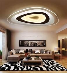 Led Wohnzimmer Deckenleuchte - led deckenlen decken leuchte 16w bis 115w dimmbar le