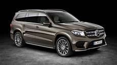 Mercedes Adds S Class To The Suv Market Gls Class Ctv