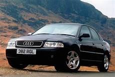 Audi A4 Saloon Review 1995 2001 Parkers