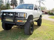 91 Chevy S10 Blazer Four Door