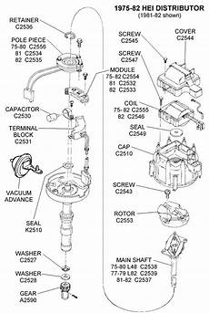 ford hei distributor wiring diagram for 74 875 best mechanics images on