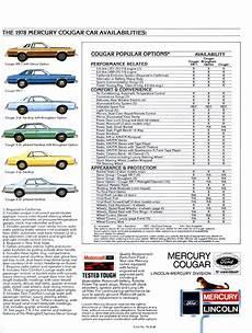 free car manuals to download 1992 mercury cougar navigation system directory index mercury 1978 mercury 1978 mercury cougar brochure