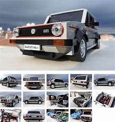Lego Ideas Quot Volkswagen Golf Mk1 Gti Quot Hits 10 000