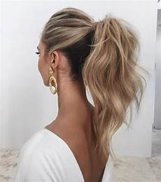 high ponytail guest hair hair styles