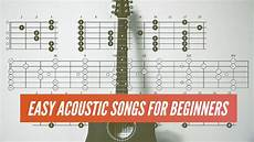 22 And Easy To Learn Acoustic Guitar Songs For Beginners