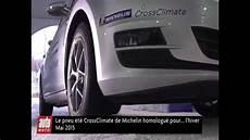 Michelin Crossclimate 2015 1er Pneu 233 T 233 Homologu 233 En