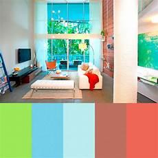 Interior Design Color Palettes