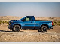2019 Chevy Silverado RST And Trail Boss Regular Cabs Too