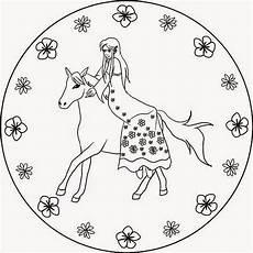 Malvorlagen Prinzessin Mit Pferd Ausmalbilder Prinzessin Pferd