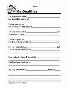 printable worksheets for kids to help build their social skills soc skills pragmatics prob