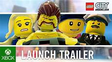 Lego City Undercover Malvorlagen Lego City Undercover Launch Trailer