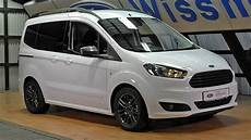 Ford Tourneo Courier Sport Taclhc43540 Wei 223