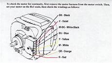Wiring Diagram Of Washing Machine Motor by Direct Drive Washer Motor Help Appliance Aid