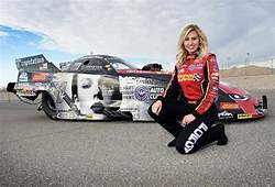 NHRA Courtney Force To Run Taylor Swift Album Livery In