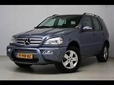mercedes ml 270 cdi mercedes ml 270 cdi special aut 2005 occasion