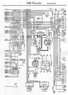 I A 1968 Chrysler Newport A Brand New Battery