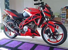 Vixion Fighter by Yamaha Vixion Fighter Touring Yamaha Vixion Modification