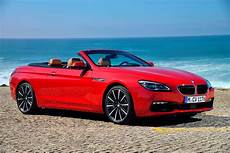 2018 bmw 6 series convertible review trims specs and price carbuzz