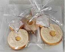 wedding ring cookie my wedding favors